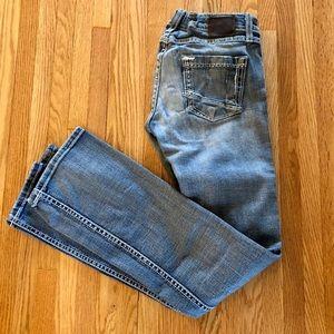 BKE Stella Stretch Slim Boot Jeans